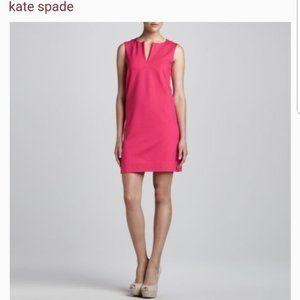 Kate Spade pink knit Keri sheath dress